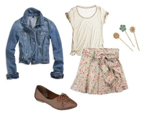 Spring Jackets - Denim