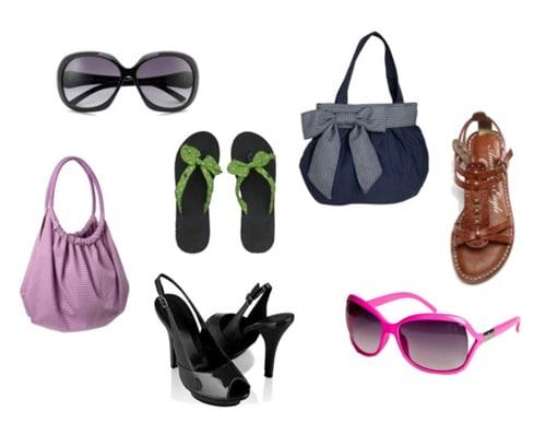 Spring Break accessories