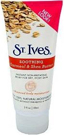 St. Ives Soothing Travel-sized Moisturizer