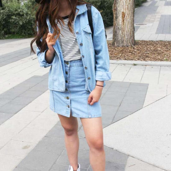 Student street style at St. Mary's University