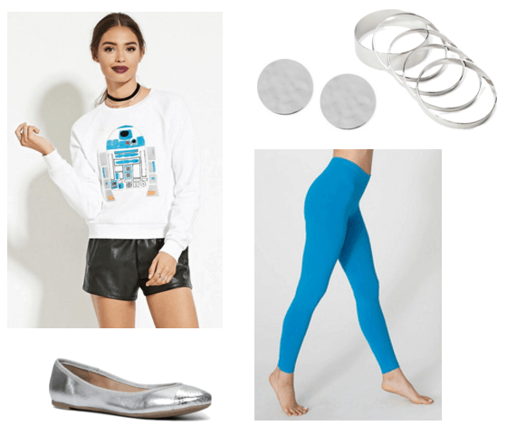 star wars r2 outfit