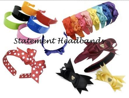 statement headbands