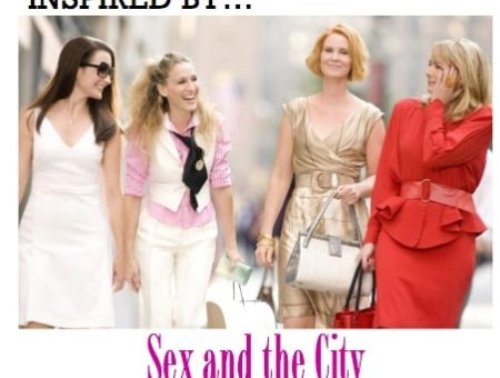 Fashion from Sex and the City
