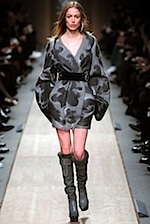 Stella McCartney dress with belt - Fall 08 Fashion Trend