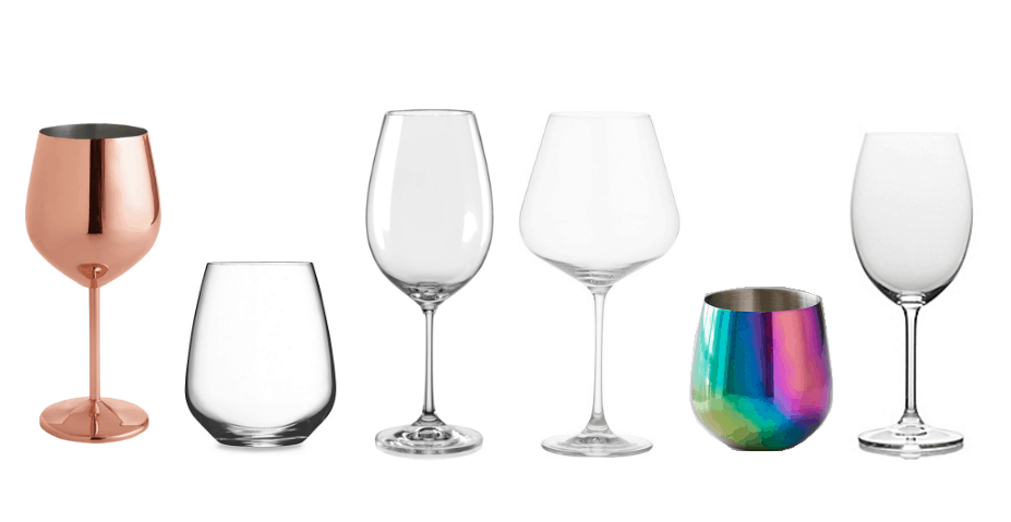 What to ask for this Christmas: Stemware and wine glasses
