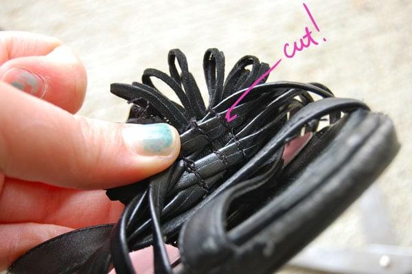Step 1.1 DIY Butterfly Heels