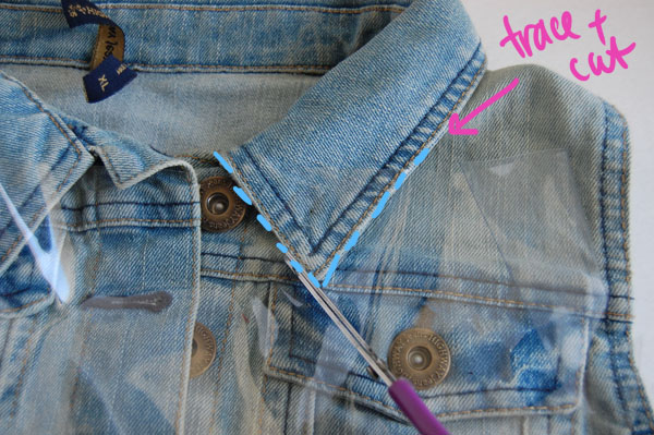 Step 1.1 DIY Collar Tips