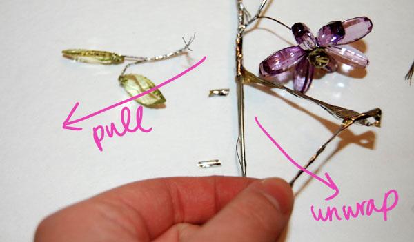Step 1.2 DIY Spring Necklace