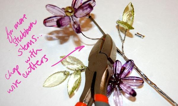 Step 1.3 DIY Spring Necklace