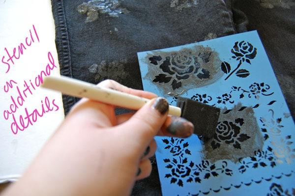 Step 3 DIY Pattern Pants