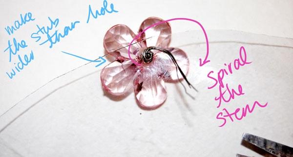 Step 5.1 DIY Spring Necklace