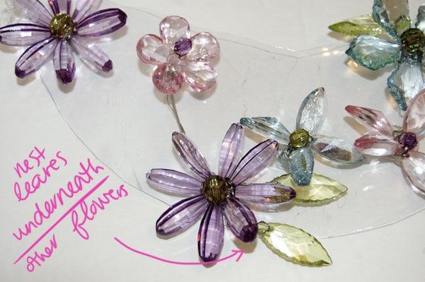Step 8.1 DIY Spring Necklace