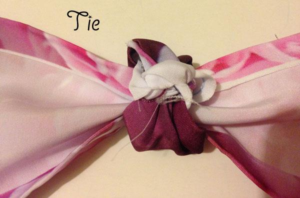 Step 8.2 diy custom bow