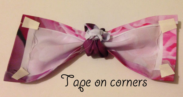 Step 9.1 diy custom bow