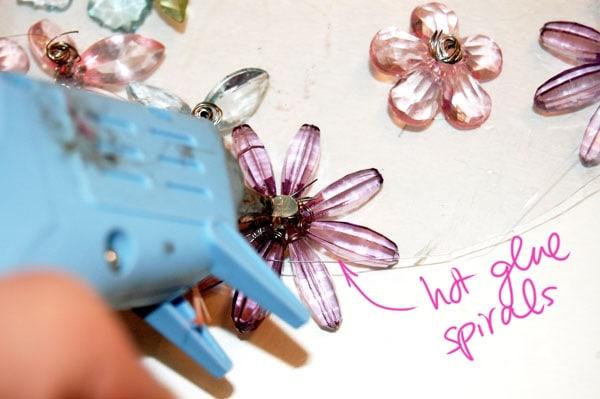 Step Seven DIY Spring Necklace