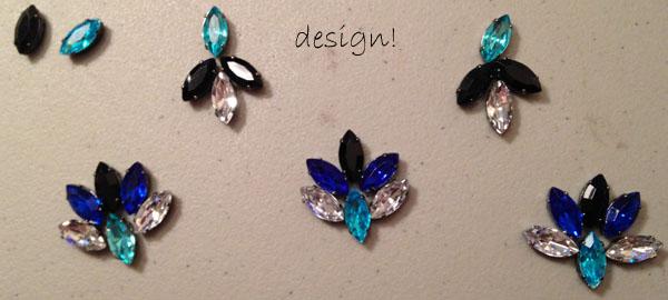Step2 diy jeweled clutch