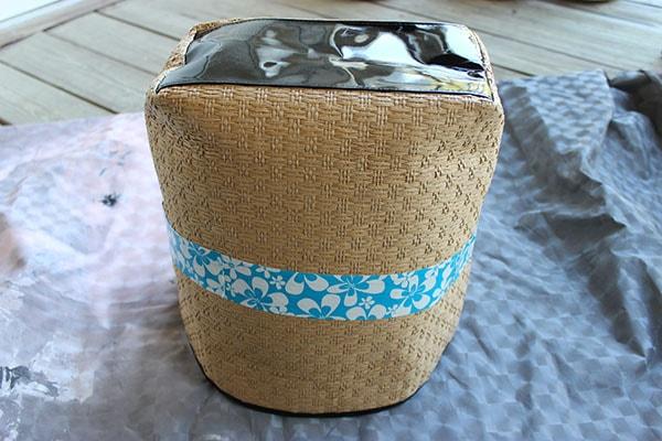 DIY Beach Bag Makeover: Step 1