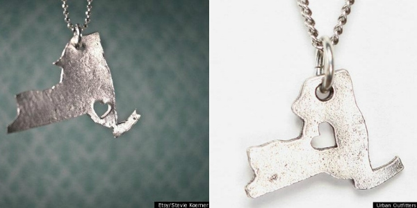 Stevie Koerner UO Necklace Comparison