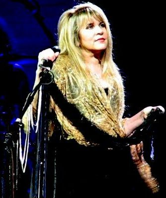 Stevie nicks fashion