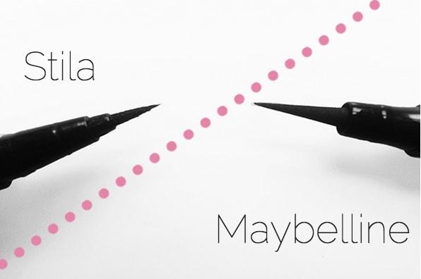stila-vs-maybelline-liquid-eyeliner