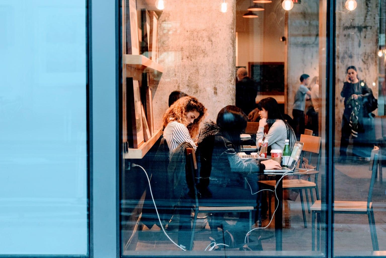 CoffeeShopStrangers