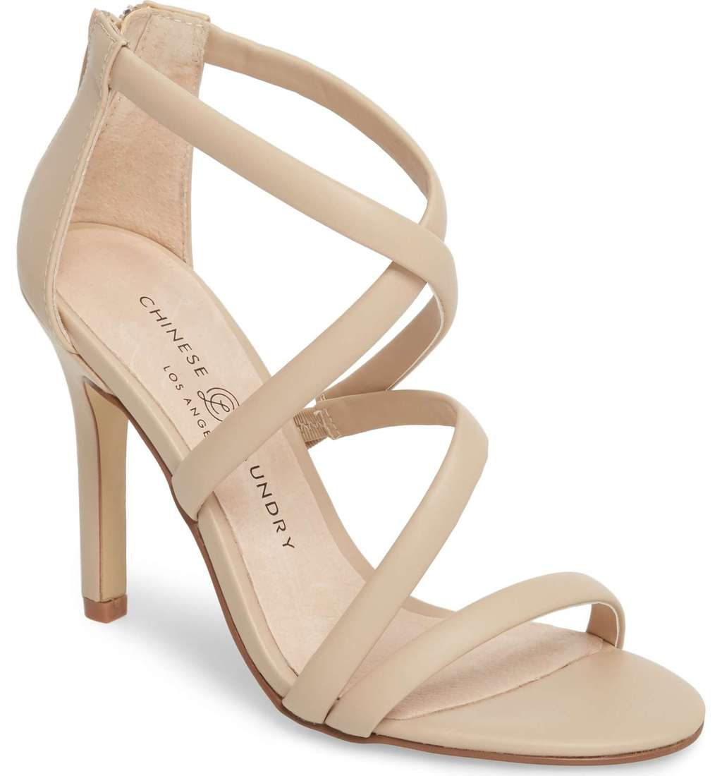 Chinese Laundry strappy sandal