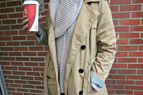 Street fashion at pratt