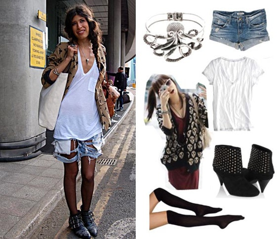 College Fashion Street Style Outfit 2