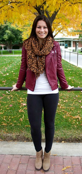 Street style trends at the university of nevada reno