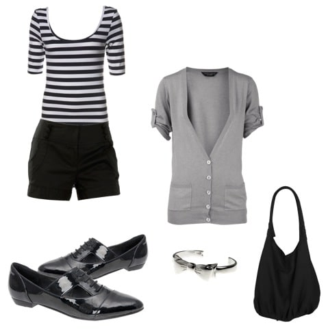 How to wear a sailor shirt
