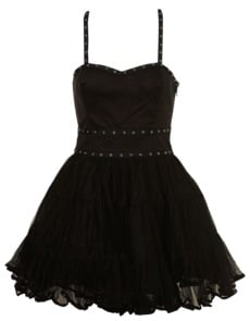 Studded Dress from TopShop