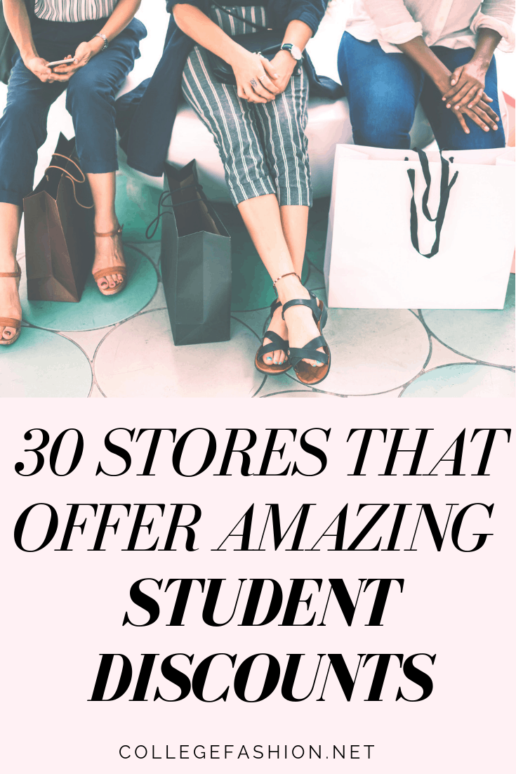 All the Student Discounts You Need to