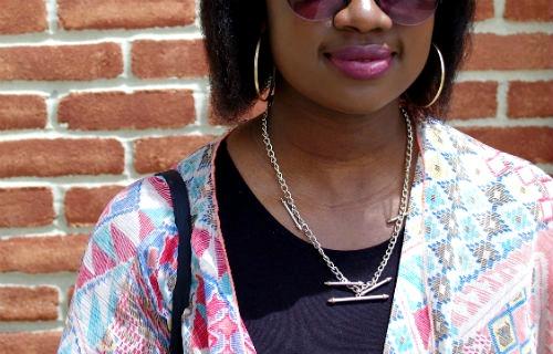 Student fashion at Loyola University Chicago