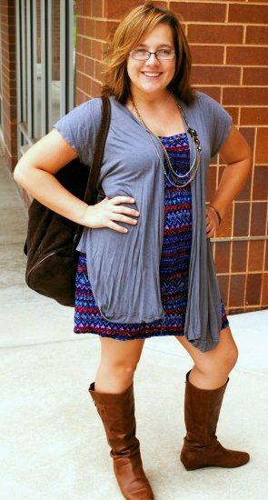 Student fashion at whitewater university