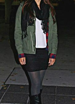 Student street fashion at the University of New Mexico