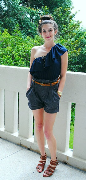 Student street style at the university of florida