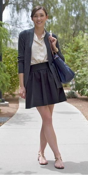 Student street style at unlv