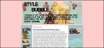 Style Bubble