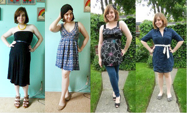 Style Challenge: Repurposing your clothes; week full of outfits
