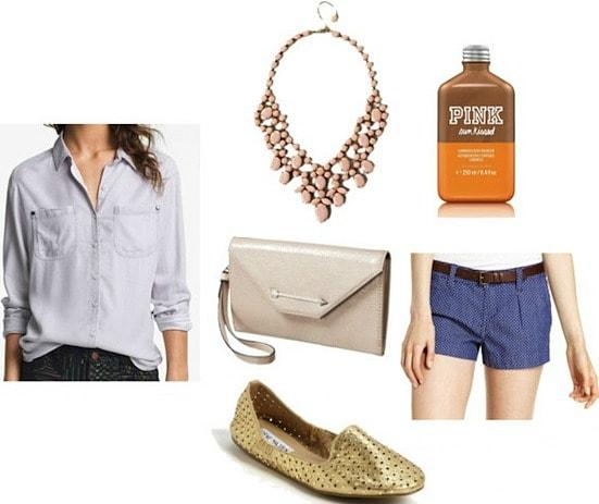 Style remix pocket blouse menswear