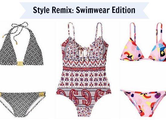 Style remix swimwear