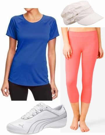 Stylish gym clothes - outfit 2