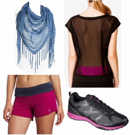 Cute outfits for the gym