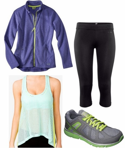 Stylish gym clothes 4