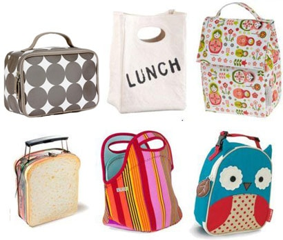 Cute and stylish lunchboxes