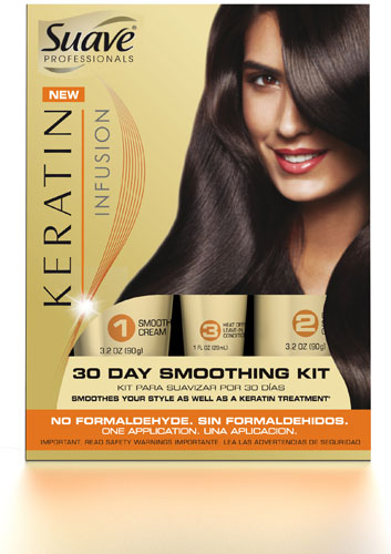 Suave 30 Day Smoothing Kit