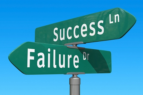 Success heading