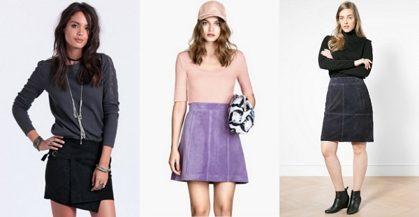 Suede-Skirt-Shopping-Guide