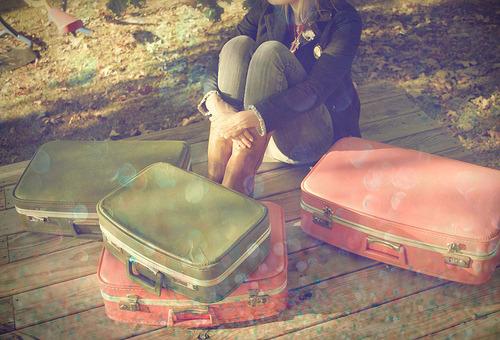 suitcases souvenir