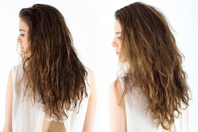 summer beach hair girl
